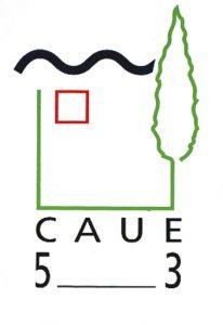 Logo du CAUE de la Mayenne
