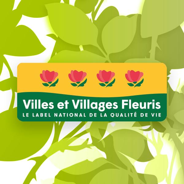 Villes et villages fleuris 2021